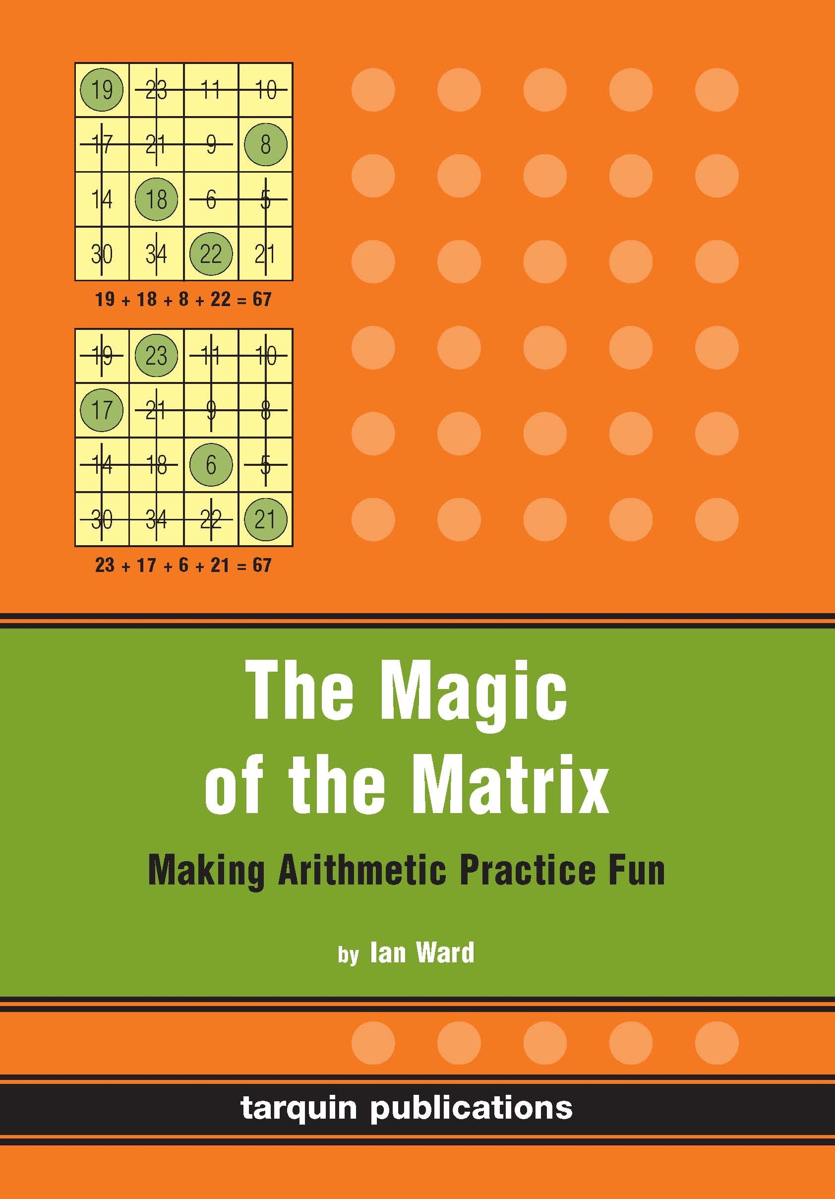The Magic of the Matrix: Practise Arithmetic While Having Fun!