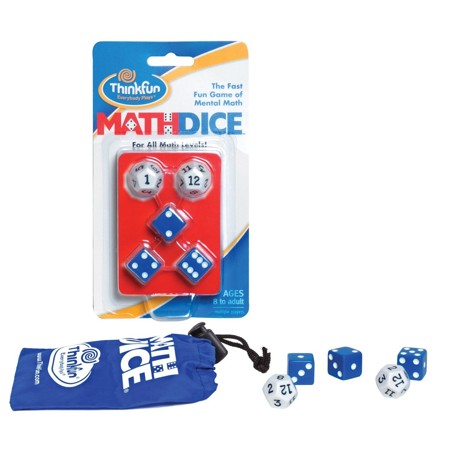 Think Fun Maths Dice