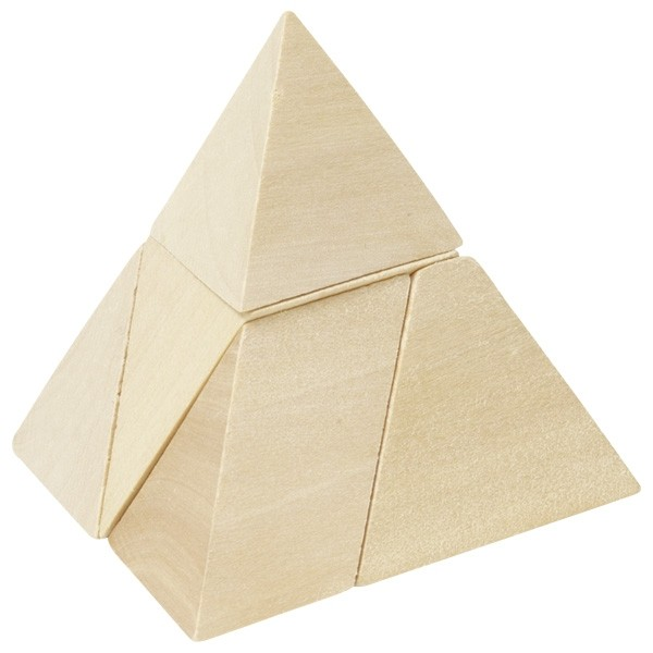 Three Sided Pyramid Puzzle