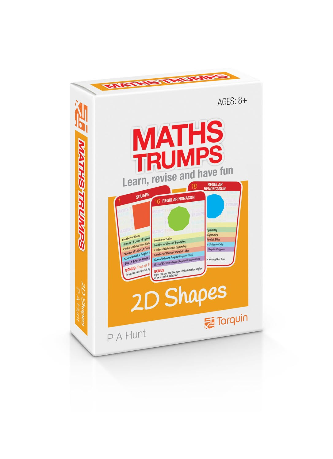 Maths Trumps - 2D Shapes