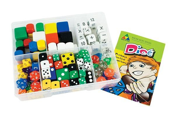 Dice Super Set (Pack of 105)
