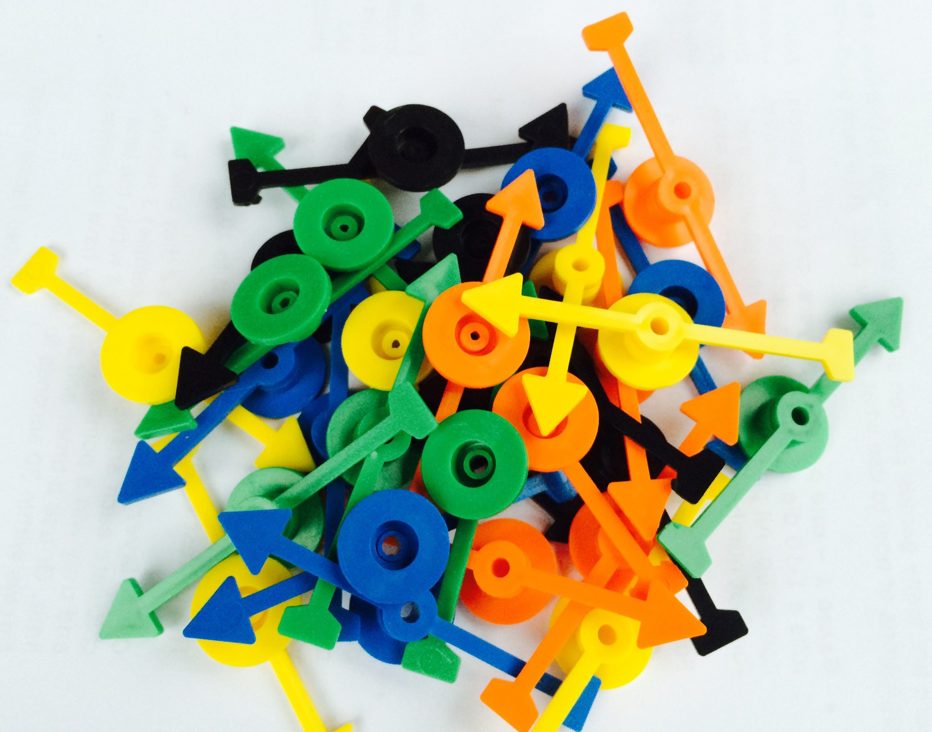 Probability Spinners - Pack of 30