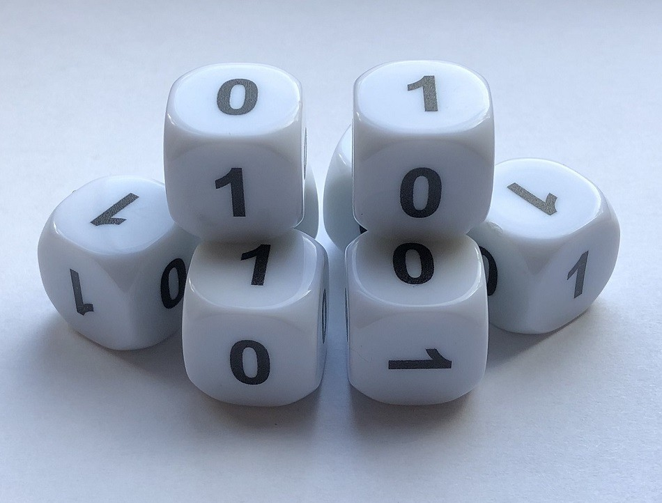 Binary Dice