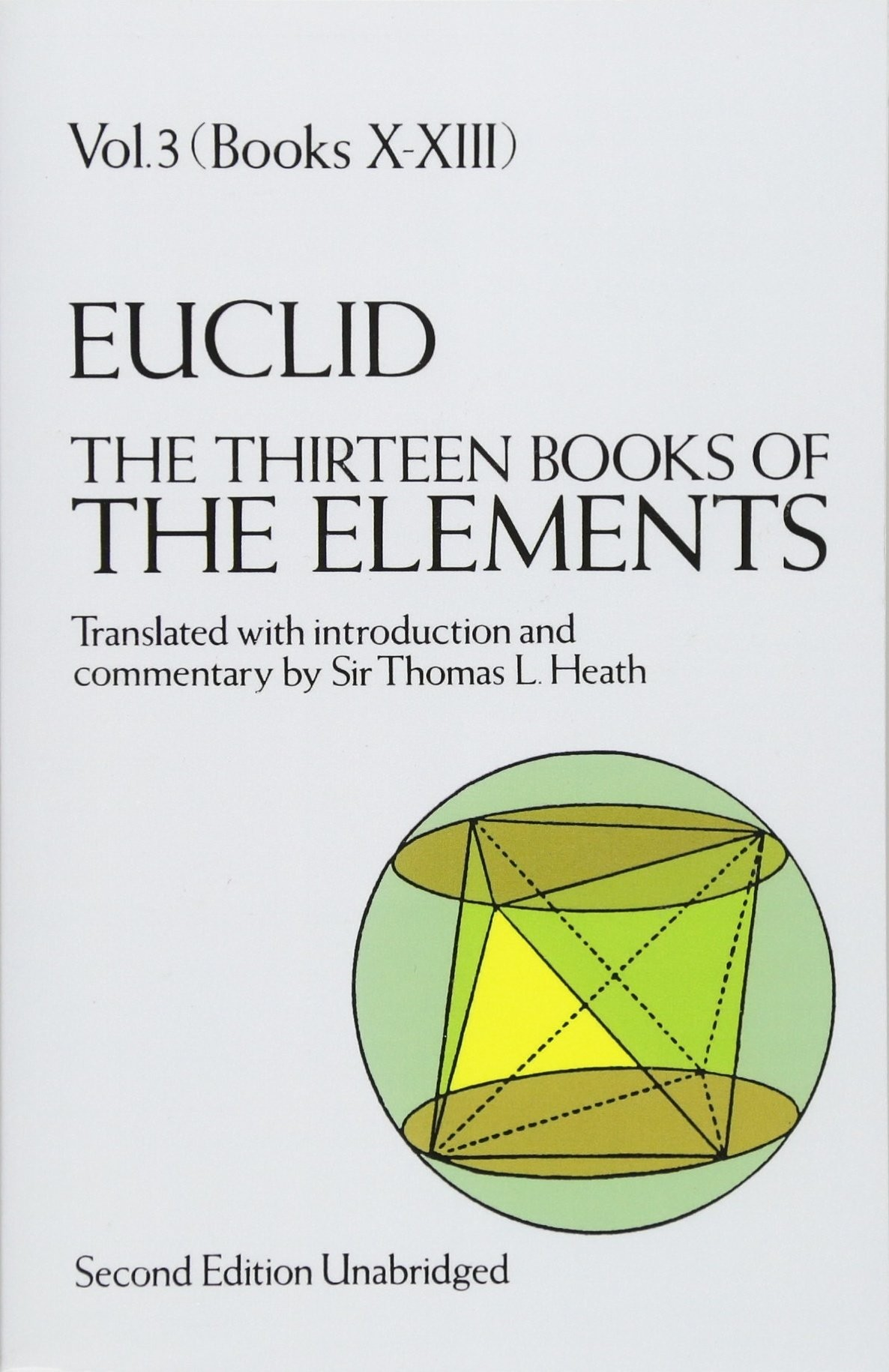 Euclid Volume 3