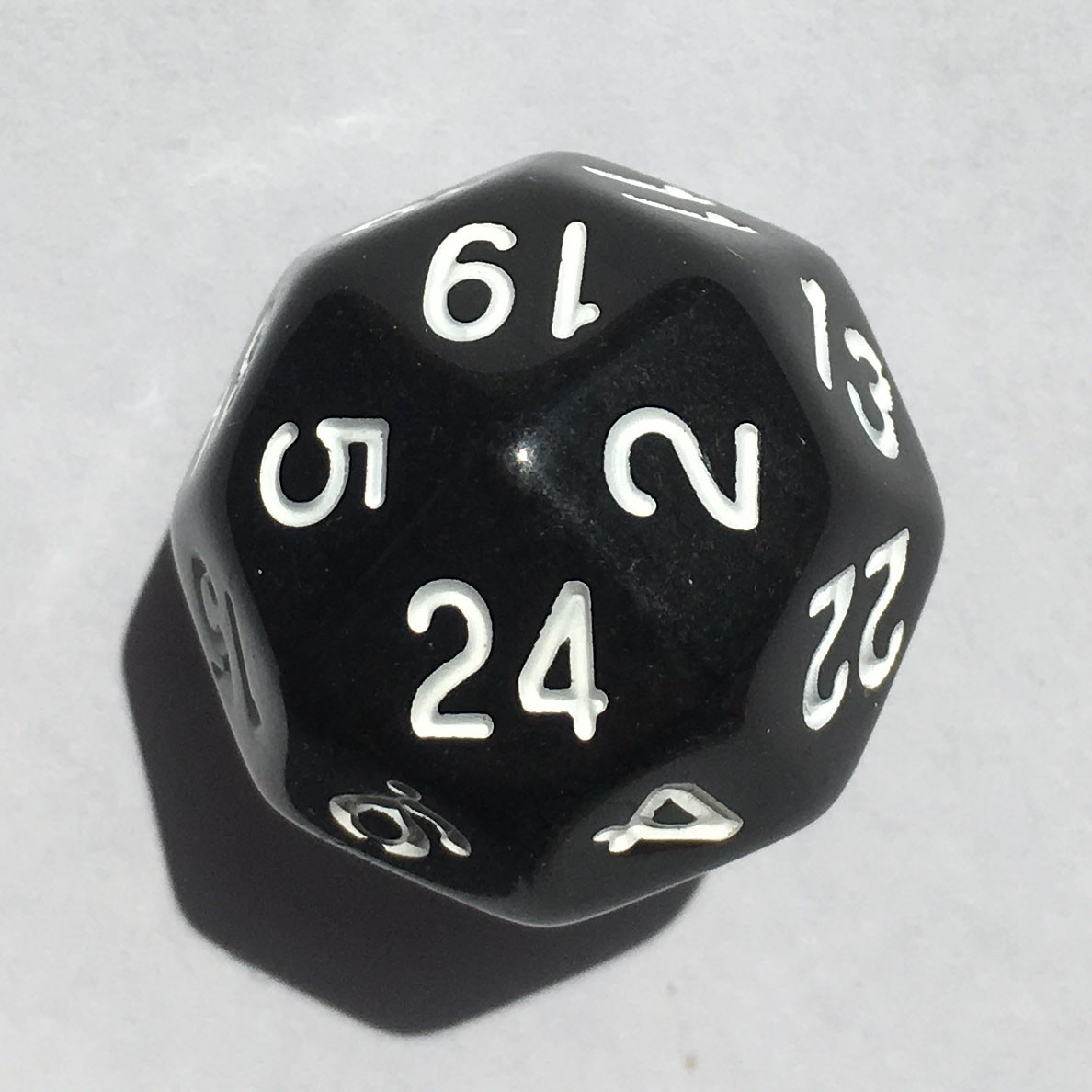 Deltoidal 24 Sided Die - D24