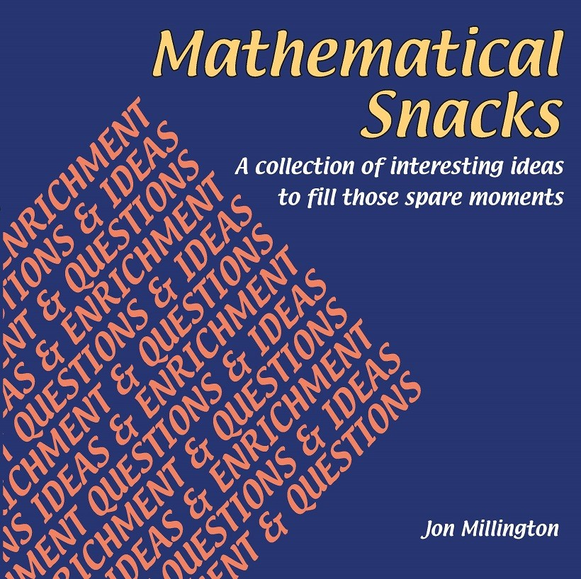 Mathematical Snacks 9781899618514