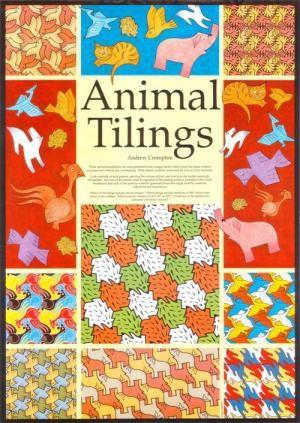 Animal Tilings Poster