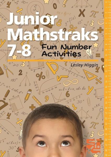 Junior Mathstraks 7-8 9781907550768