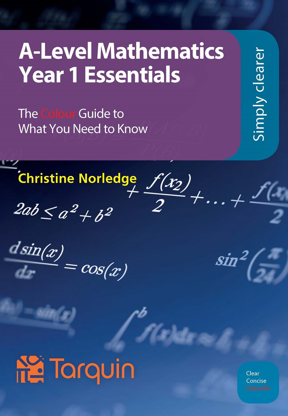 9781911093763 A-Level Mathematics Year 1 Essentials