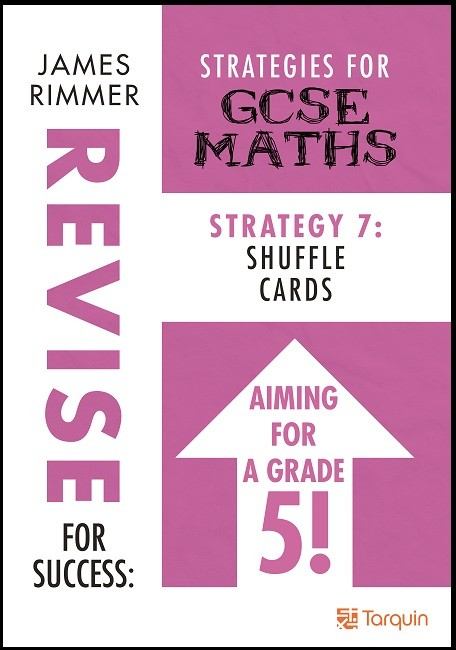 GCSE Revision - Shuffle Cards 9781911093862