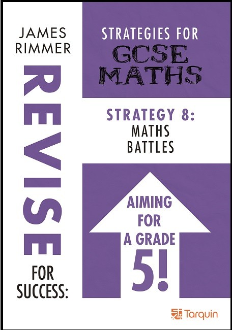 GCSE Revision Maths Battles 9781911093879