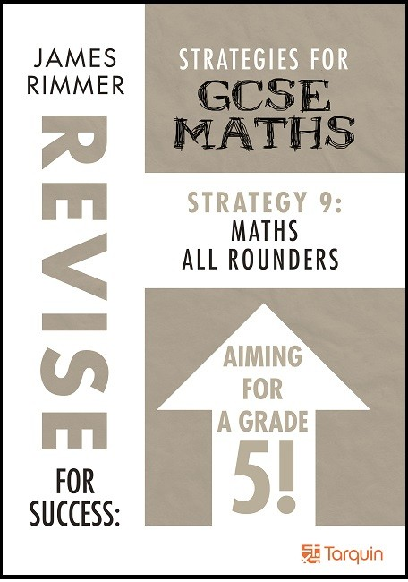 GCSE Revision Maths All Rounders 9781911093886