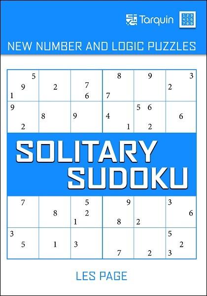 Solitary Sudoku 9781913565046