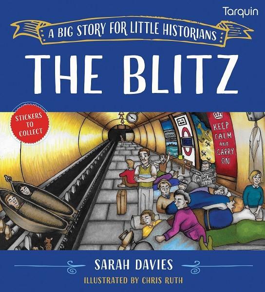 The Blitz ISBN 9781913565435