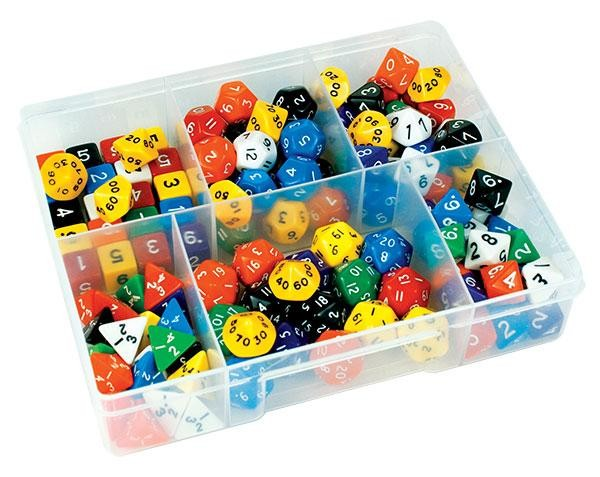 Polyhedra Dice Set (of 125)
