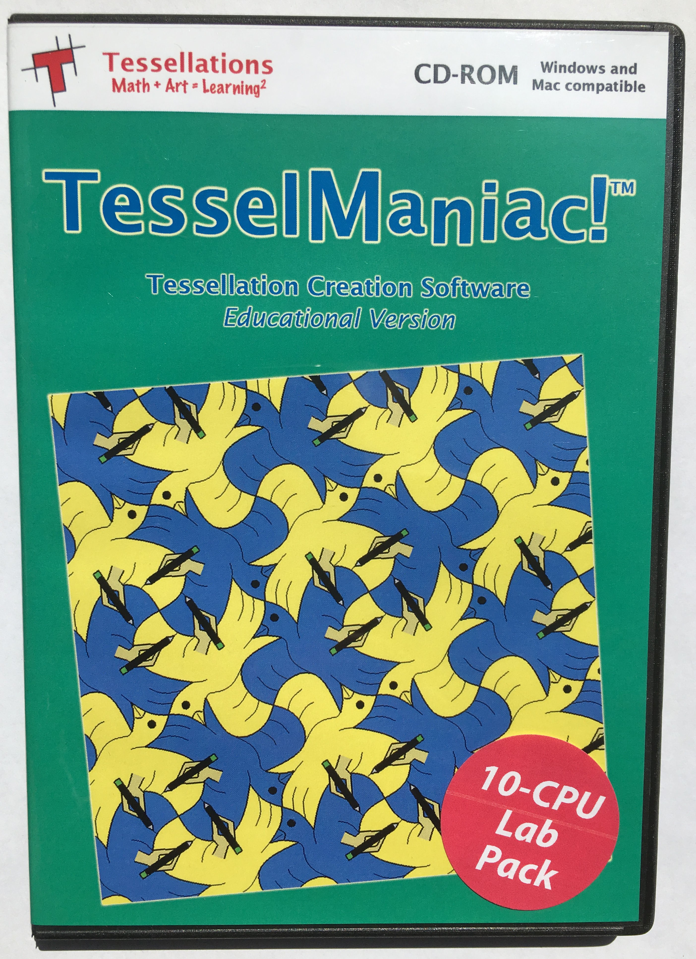 Tesselmaniac! 10 User