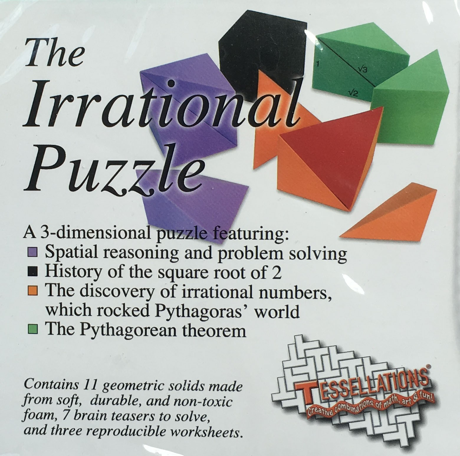 The Irrational Puzzle
