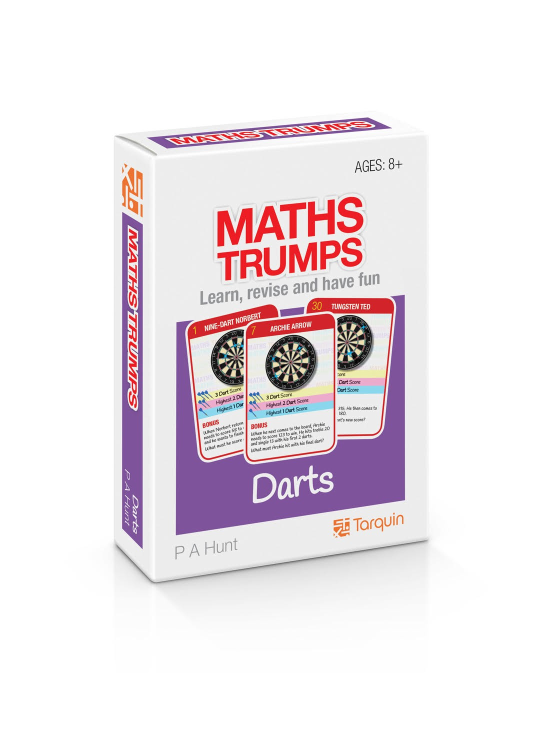 Maths Trumps - Darts