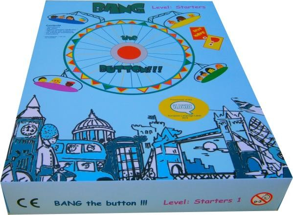 Bang the Button Starter Game 1