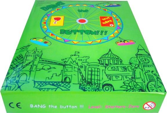 Bang the Button Starter Game