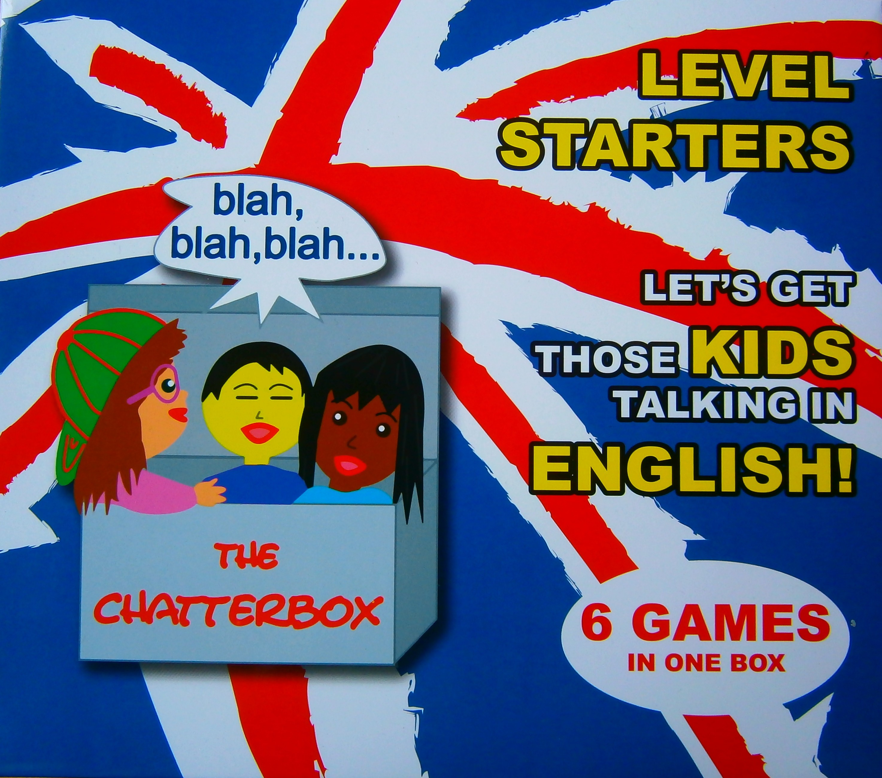 Chatterbox EFL Starter Game