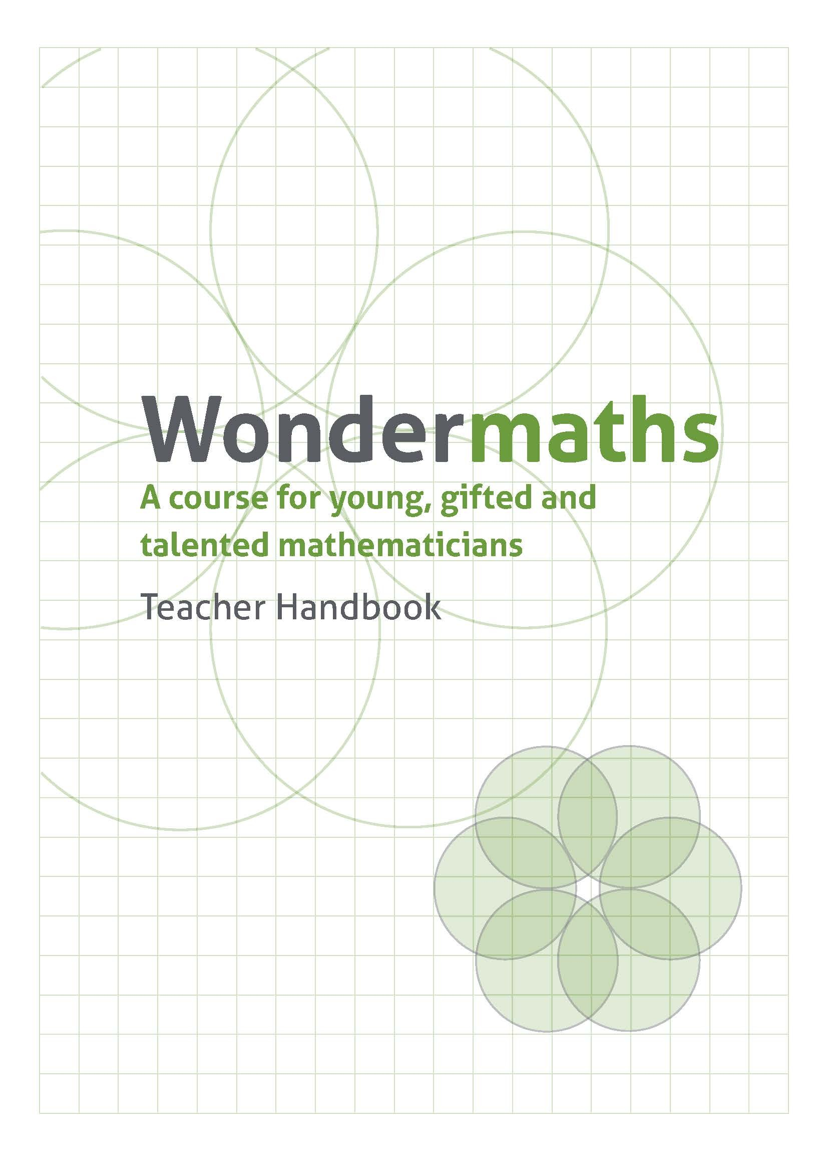Wondermaths Teacher Pack