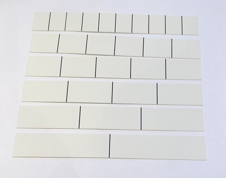 SMP Fraction Strips