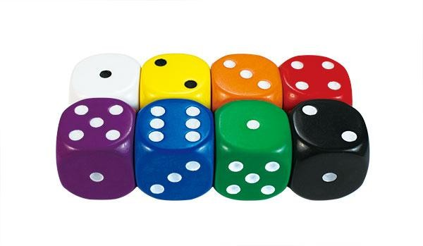 36mm solid dice