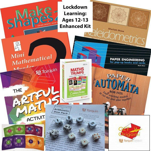 Lockdown Learning Enhanced Kit - Fun for 12-14 Year Olds