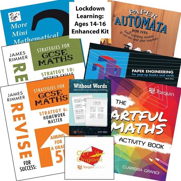 Lockdown Learning Enhanced Kit - Fun for 14-16 Year Olds