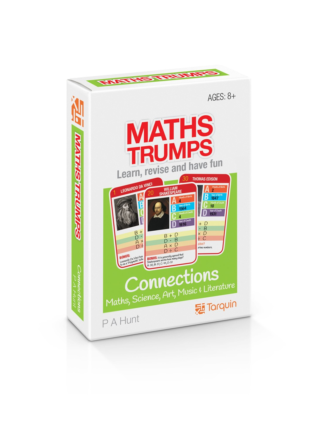 Maths Trumps - Connections
