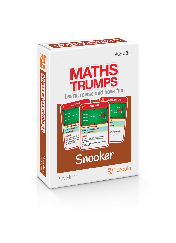 Maths Trumps - Snooker