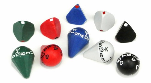 Roll a Card - Playing Card Dice