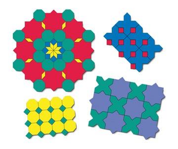 Tessel-8 Islamic Pattern