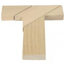 T Wooden Puzzle