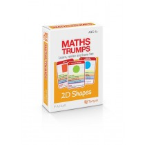Maths Trumps - 2-D Shapes
