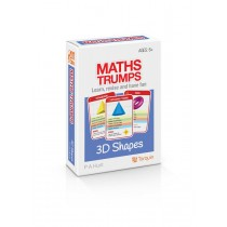 Maths Trumps - 3-D Shapes