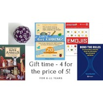 Gift pack for 8-10 years