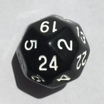 Deltoidal 24 Sided Die - D24