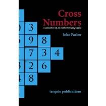 Cross Numbers ISBN 9781858118345