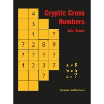 Cryptic Cross Numbers ISBN 9781858118352