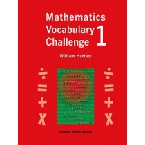 Mathematics Vocabulary Challenge One ISBN 9781899618422