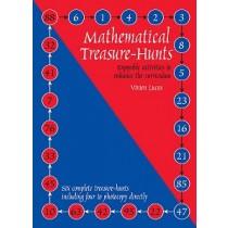 Mathematical Treasure Hunts is a Tarquin Original ISBN 9781899618446