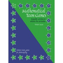 Mathematical Team Games is a Tarquin Original ISBN 9781899618569