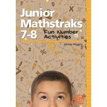 Junior Mathstraks 7-8 9781911093268