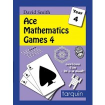 Ace Mathematics Games 4 ISBN 9781858118178