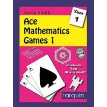 Ace Mathematics Games 1 ISBN 9781858118147