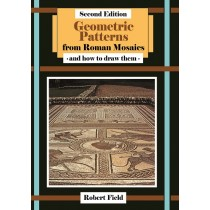 Geometric Patterns from Roman Mosaics ISBN 9781911093671