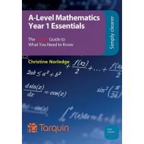 9781911093763 A-Level Mathematics Year 1 Essentials