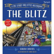 The Blitz ISBN 9781913565435